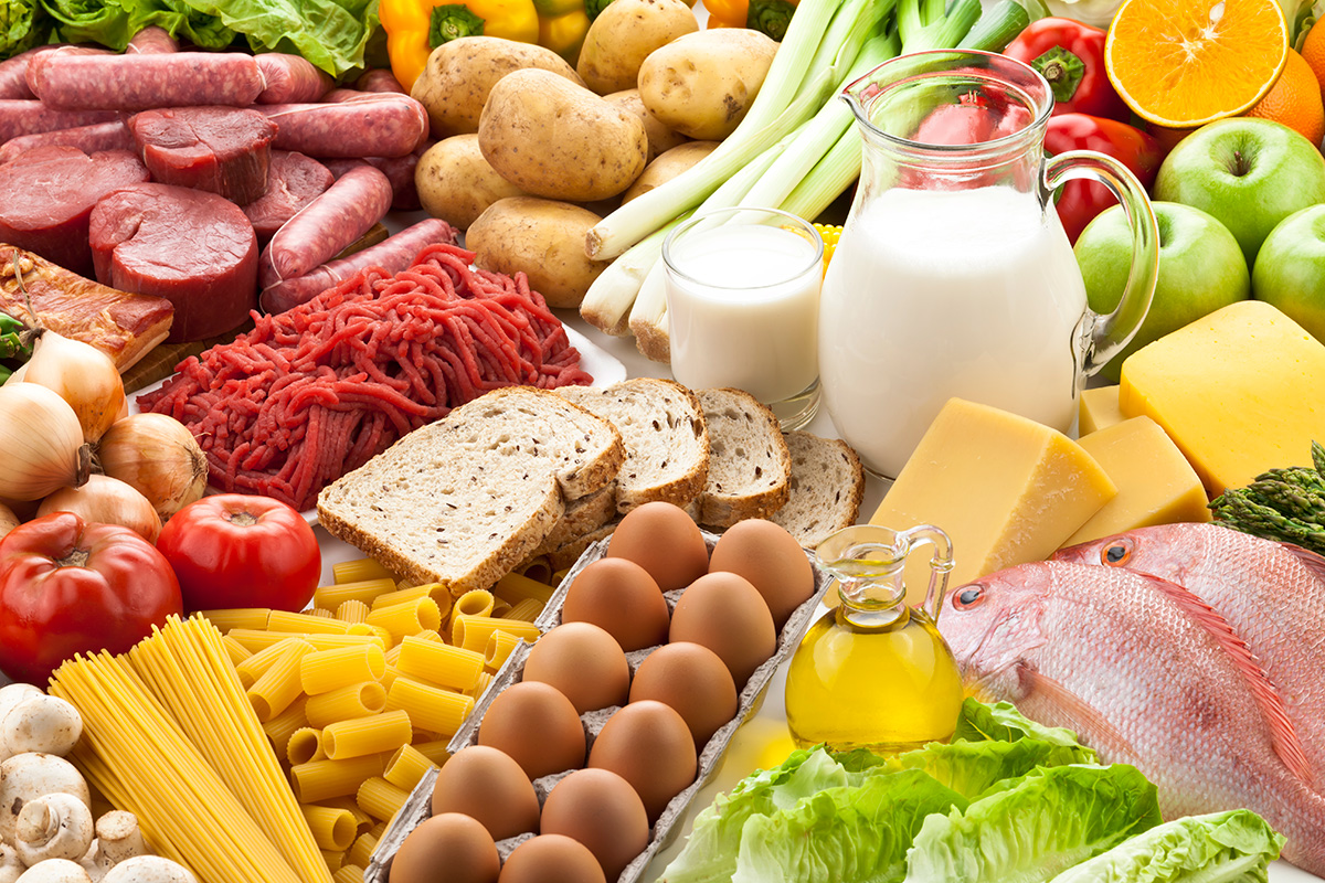 Eat to Perform High Carbohydrate Diet